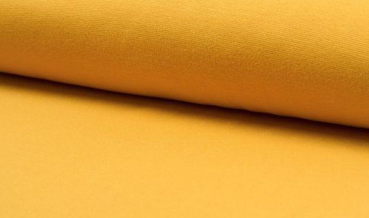 Bündchen Uni Gelb