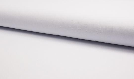 Mini Waffel Waffeljersey Pique Weiß